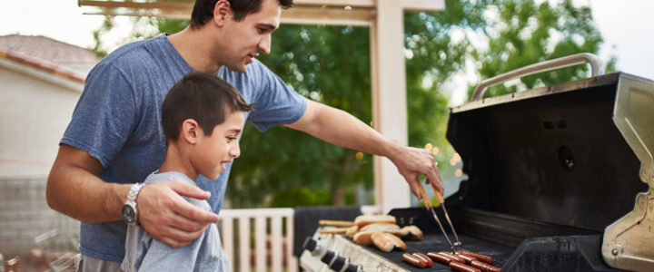 Celebrate National Grilling Month with Grill Ideas from Firewheel Market
