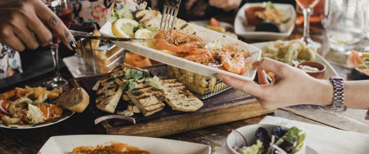 Find the Best Seafood in Garland at Flying Fish